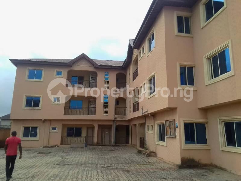 3 bedroom Blocks of Flats House for rent - council Egbe/Idimu Lagos - 2