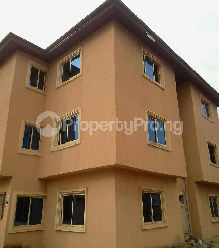 3 bedroom Blocks of Flats House for rent - council Egbe/Idimu Lagos - 1