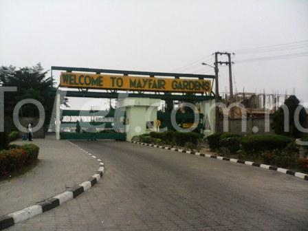 Land for sale Mayfair Gardens Estate Ibeju-Lekki Lagos - 7
