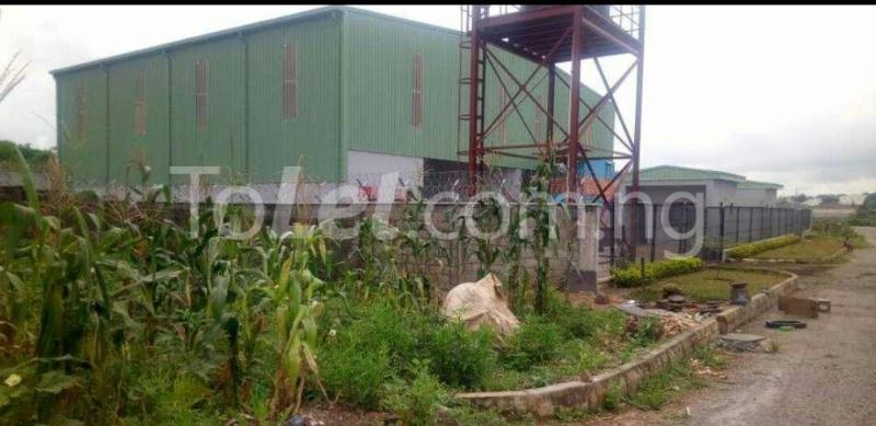 Land for sale Jabi, Abuja Idu Industrial(Institution and Research) Abuja - 3