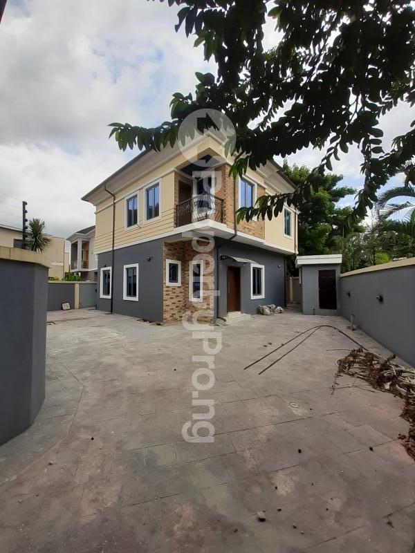 4 bedroom Detached Duplex House for rent Shonibare  Maryland Ikeja Lagos - 11