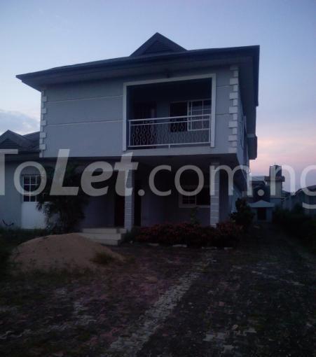 5 bedroom Detached Duplex House for sale Oke Afa Off Lagos Ibadan Expressway; Magboro Obafemi Owode Ogun - 0