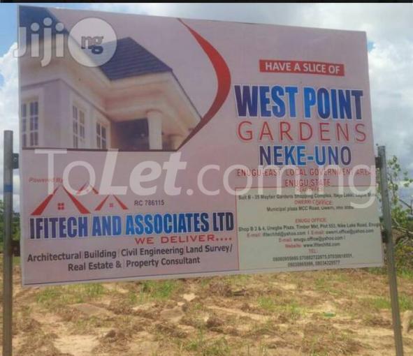 Land for sale Neke Uno, Enugu, Enugu Enugu Enugu - 2