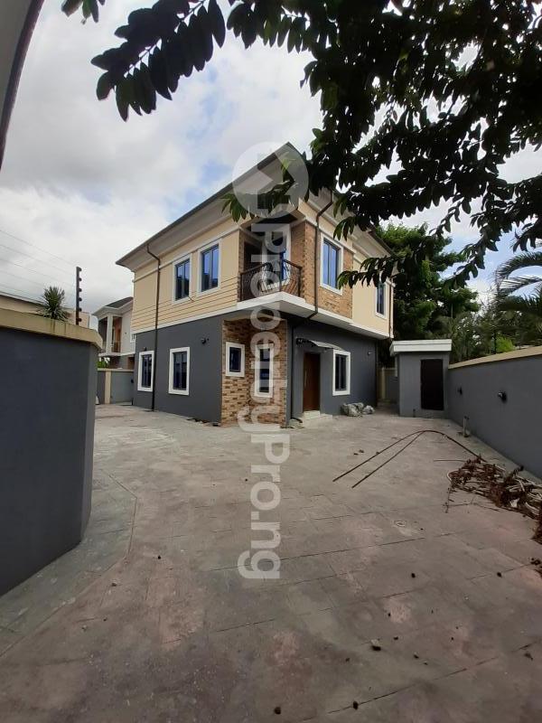 4 bedroom Detached Duplex House for rent Shonibare  Maryland Ikeja Lagos - 0