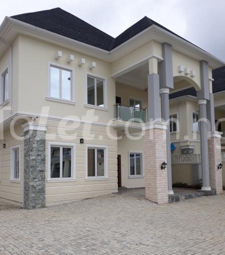 5 bedroom Detached Duplex House for sale Off Aminu Sale Crescent; Katampe Ext Abuja - 0