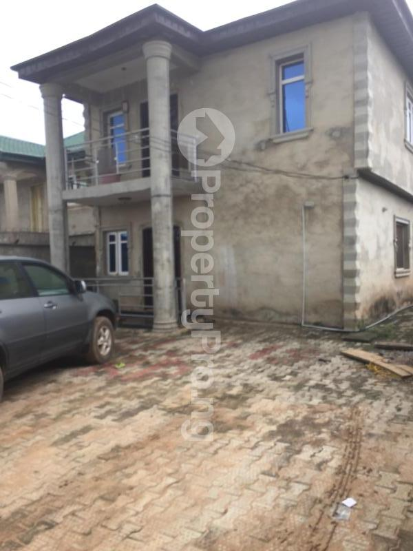 1 bedroom mini flat  Mini flat Flat / Apartment for rent Magboro Magboro Obafemi Owode Ogun - 0