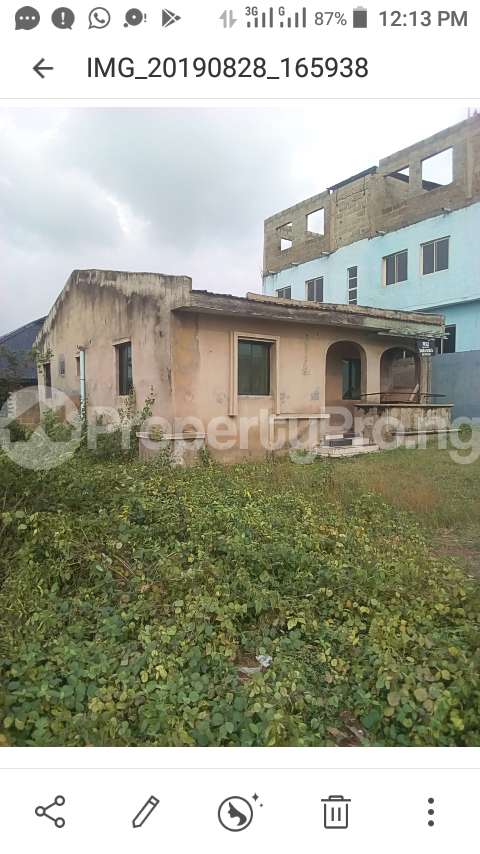 2 bedroom Terraced Bungalow House for rent Ologuneru area off Eleyele-Ido Road. Eleyele Ibadan Oyo - 0