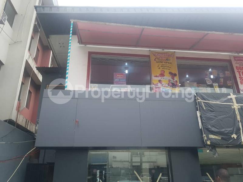 Office Space Commercial Property for rent ... Adeniyi Jones Ikeja Lagos - 0