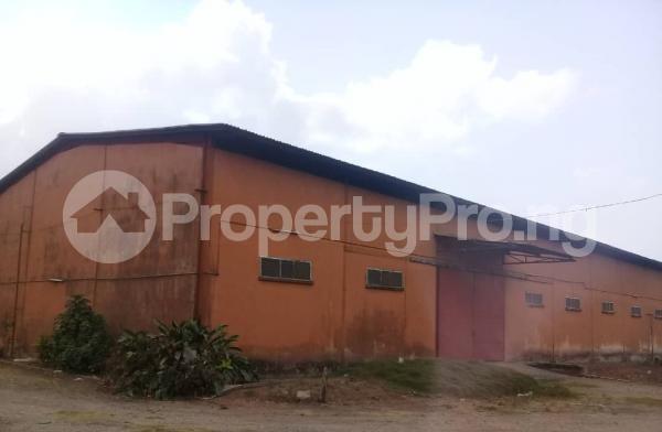 Warehouse Commercial Property for rent By estate busstop off Idiroko road (adjacent Federated Steel Mills) Idiroko Ado Odo/Ota Ogun - 2