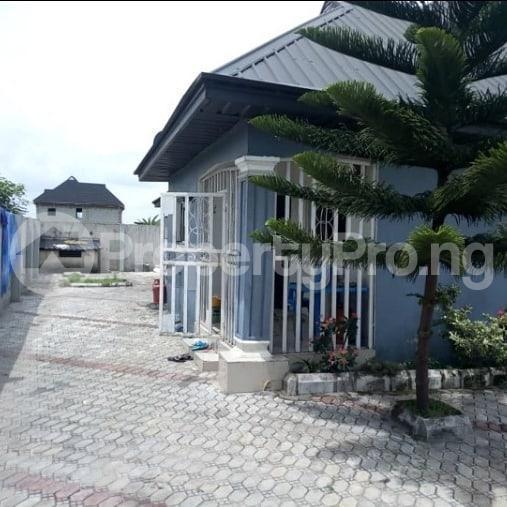 3 bedroom Detached Bungalow House for sale  Opp. Wazobia FM Rumuosi Port Harcourt Port Harcourt Rivers - 2