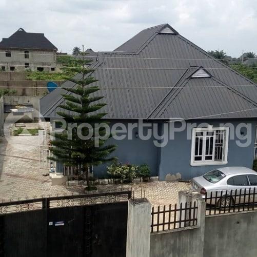 3 bedroom Detached Bungalow House for sale  Opp. Wazobia FM Rumuosi Port Harcourt Port Harcourt Rivers - 1