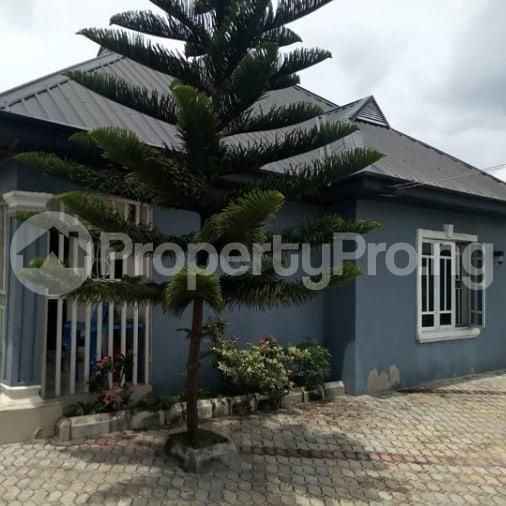 3 bedroom Detached Bungalow House for sale  Opp. Wazobia FM Rumuosi Port Harcourt Port Harcourt Rivers - 3