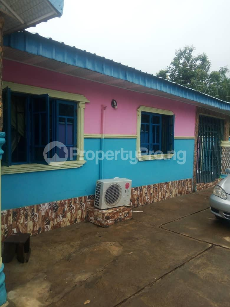 3 bedroom Semi Detached Bungalow House for sale No 45, Road H, Olaoluwa street, Igoba phase 3, off Ado road akure Akure Ondo - 7
