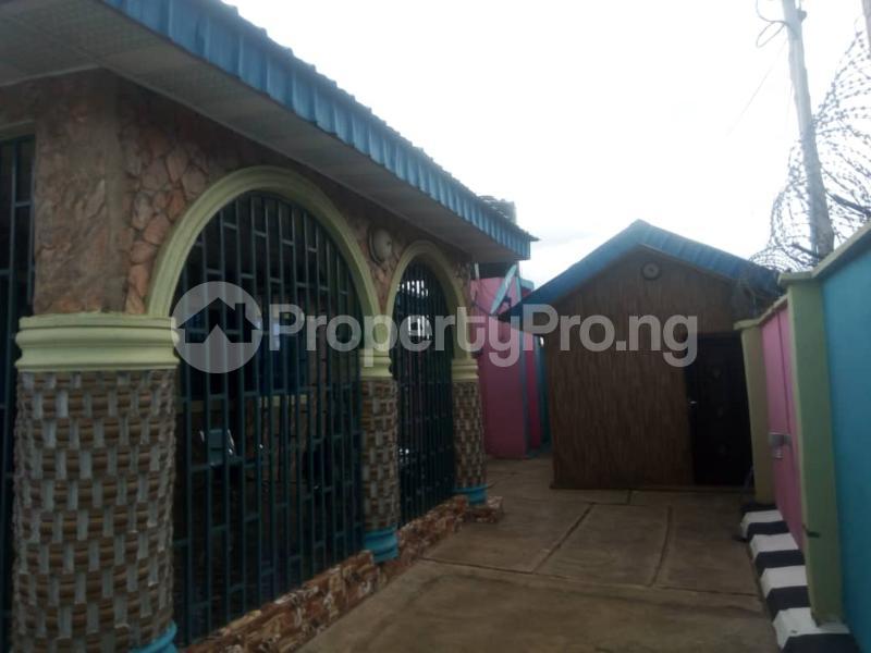 3 bedroom Semi Detached Bungalow House for sale No 45, Road H, Olaoluwa street, Igoba phase 3, off Ado road akure Akure Ondo - 9