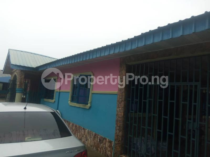 3 bedroom Semi Detached Bungalow House for sale No 45, Road H, Olaoluwa street, Igoba phase 3, off Ado road akure Akure Ondo - 8