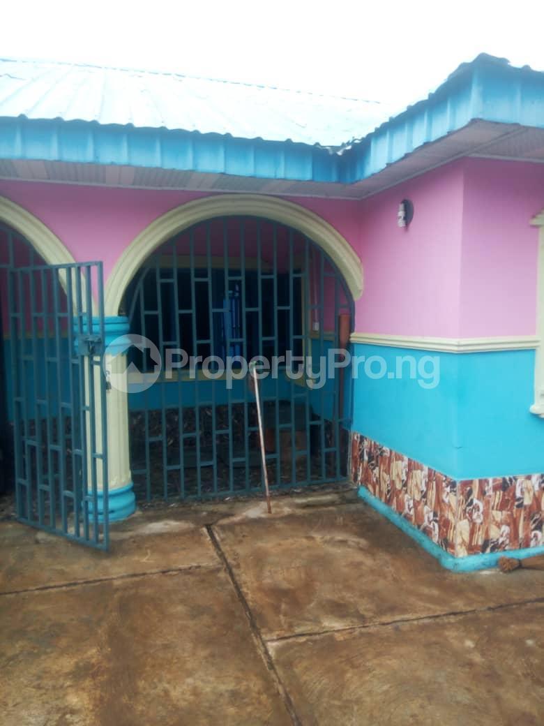 3 bedroom Semi Detached Bungalow House for sale No 45, Road H, Olaoluwa street, Igoba phase 3, off Ado road akure Akure Ondo - 6