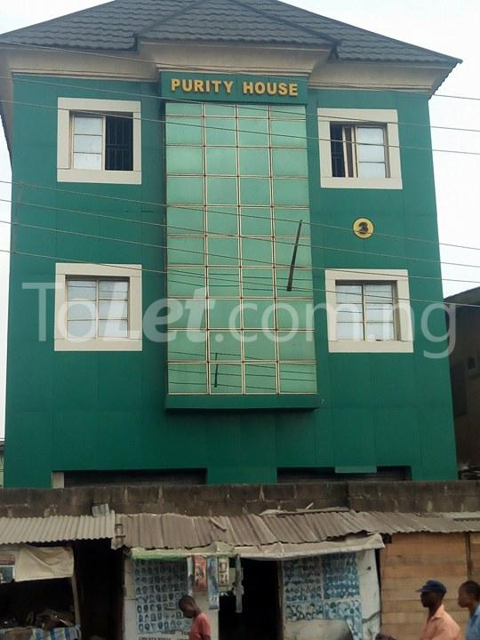 10 bedroom Office Space Commercial Property for rent - Agbotikuyo Agege Lagos - 0