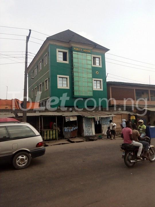 10 bedroom Office Space Commercial Property for rent - Agbotikuyo Agege Lagos - 1
