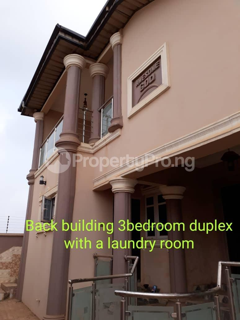 3 bedroom Detached Duplex House for sale Simawa opposite RCCG  Sagamu Sagamu Ogun - 0