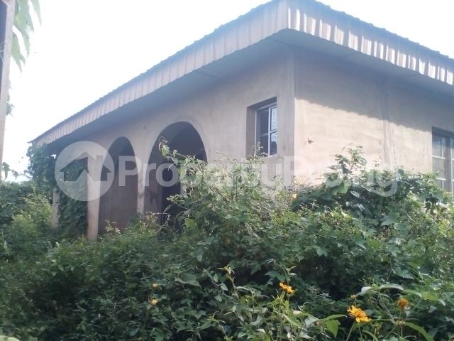 3 bedroom Semi Detached Bungalow House for sale Eleshinmeta, after Elere area Apata Ibadan Oyo - 1