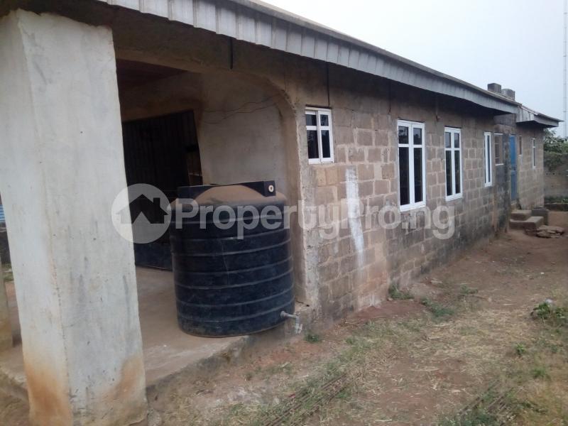 4 bedroom Detached Bungalow House for sale Iwoye off ilogbo road Ota-Idiroko road/Tomori Ado Odo/Ota Ogun - 1