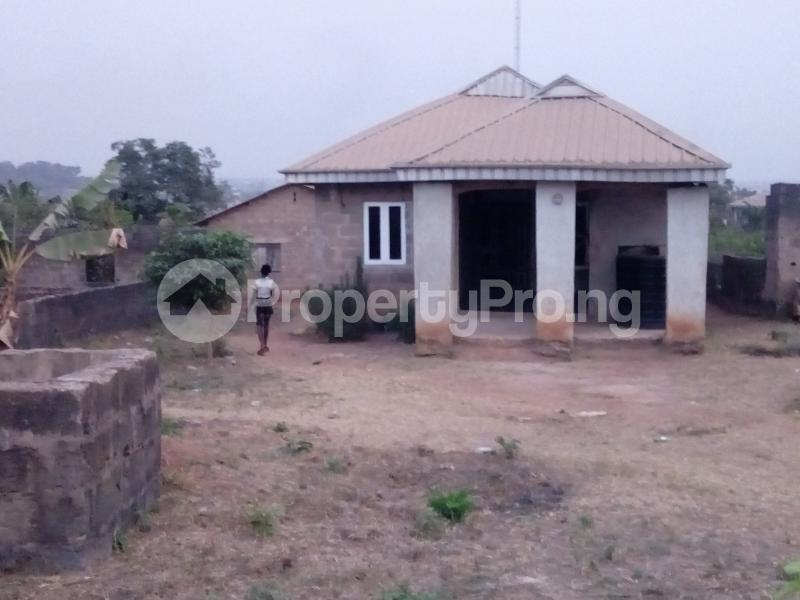 4 bedroom Detached Bungalow House for sale Iwoye off ilogbo road Ota-Idiroko road/Tomori Ado Odo/Ota Ogun - 0