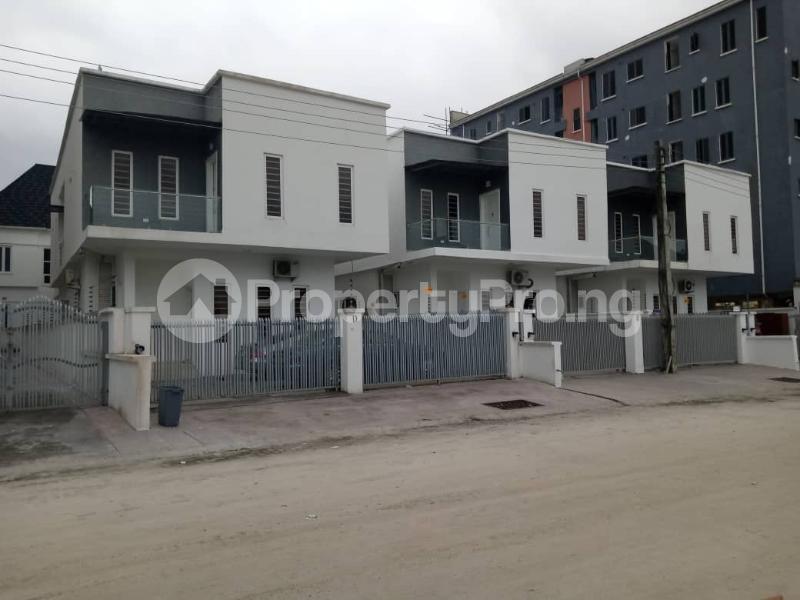 4 bedroom Detached Duplex House for rent Oral Estate Lekki Lagos - 2