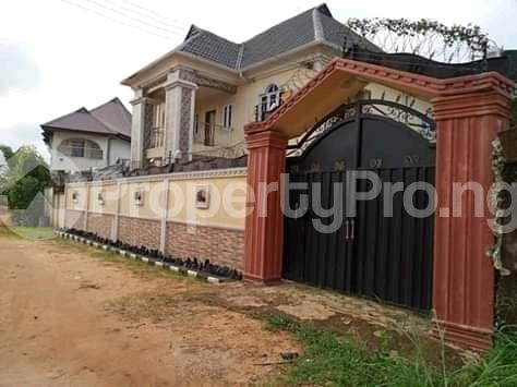 4 bedroom Detached Duplex House for sale close to ABC workshop off Mcc road  Owerri Imo - 0