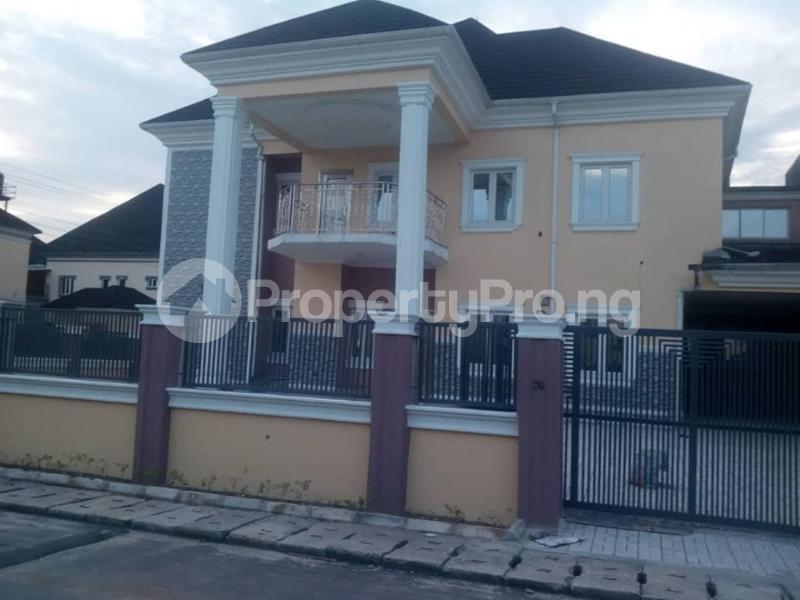 4 bedroom Detached Duplex House for rent  NAF, Harmony estate,  Eliozu Port Harcourt Rivers - 1