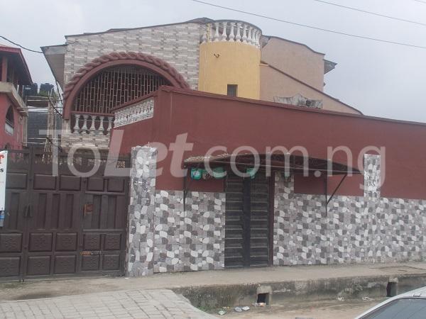 4 bedroom Flat / Apartment for rent Mercy-Eneli street  Masha Surulere Lagos - 0