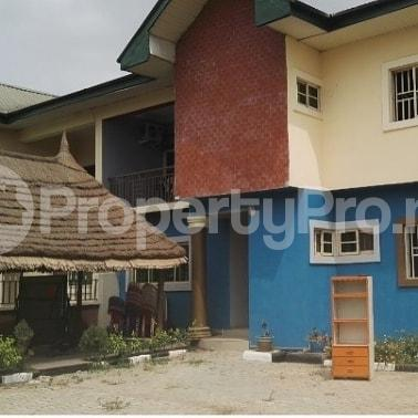 4 bedroom Detached Duplex House for rent Located at Trinity Garden Estate Rumukrushi new Layout Rumukrushi Rumuokwurushi Port Harcourt Rivers - 1