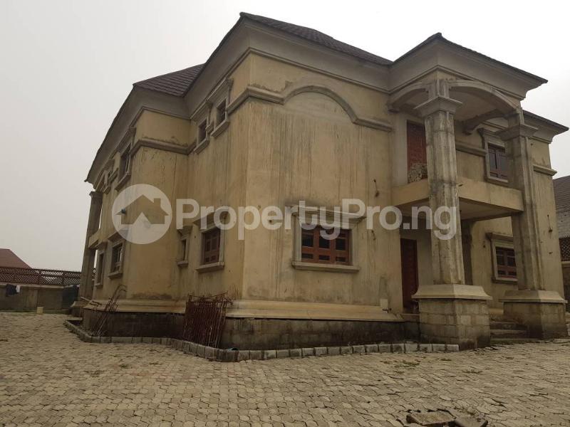 5 bedroom Detached Duplex House for sale in an estate in Gwarimpa Gwarinpa Abuja - 0