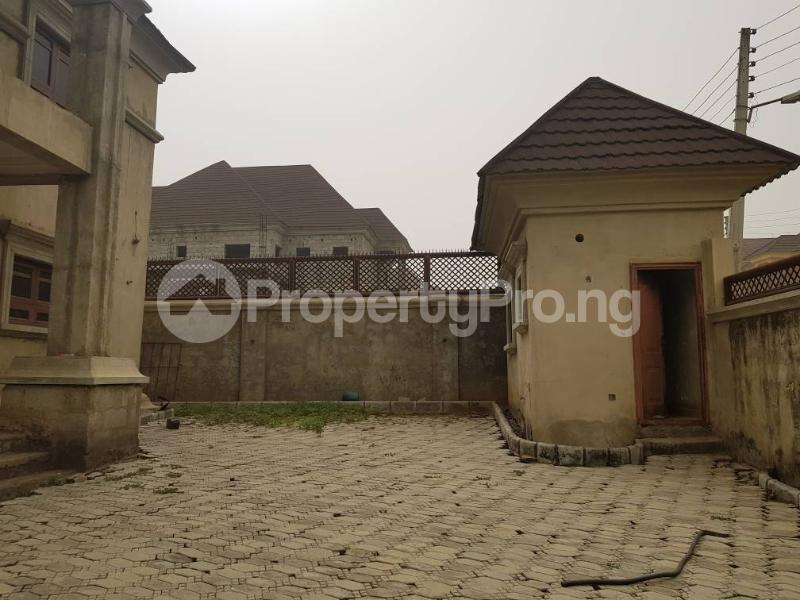 5 bedroom Detached Duplex House for sale in an estate in Gwarimpa Gwarinpa Abuja - 22