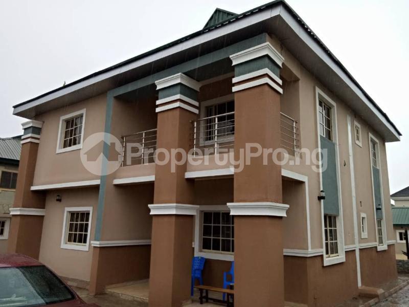 Detached Duplex House for sale efab estate. life camp Arepo Life Camp Abuja - 1