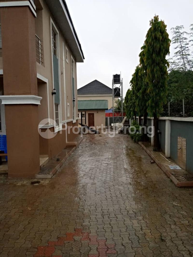 Detached Duplex House for sale efab estate. life camp Arepo Life Camp Abuja - 2