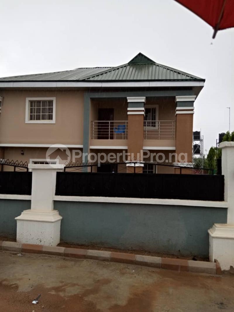 Detached Duplex House for sale efab estate. life camp Arepo Life Camp Abuja - 0