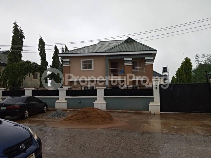 Detached Duplex House for sale efab estate. life camp Arepo Life Camp Abuja - 15