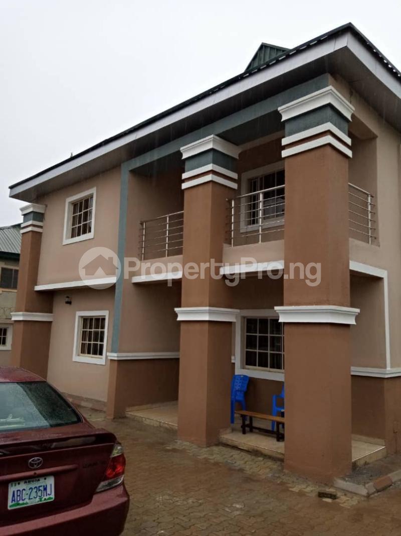 Detached Duplex House for sale efab estate. life camp Arepo Life Camp Abuja - 17