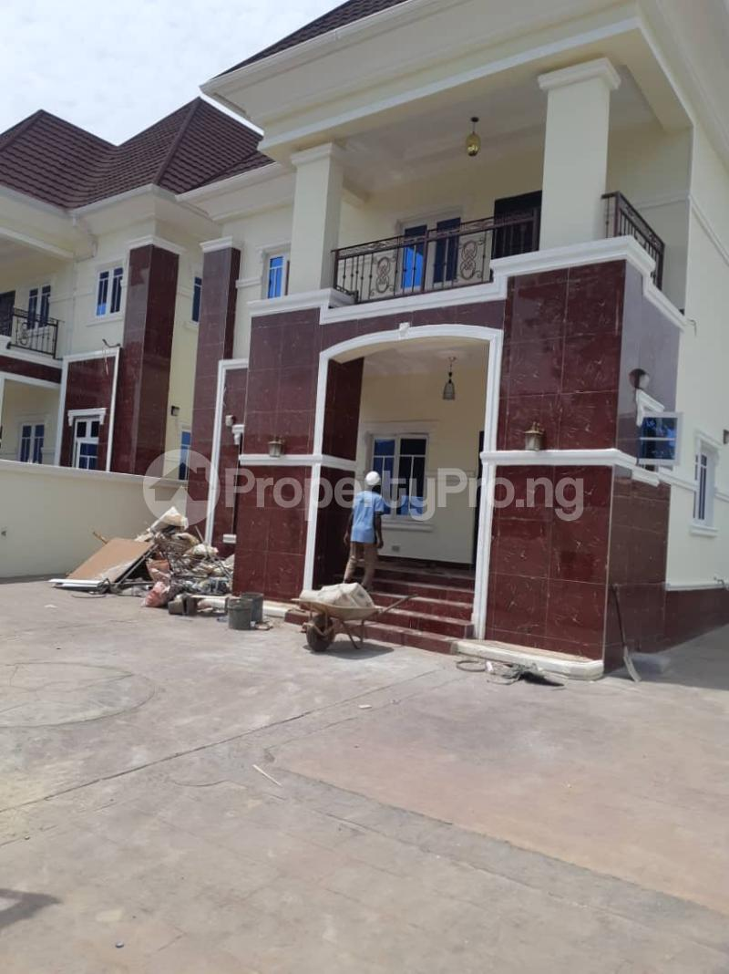 5 bedroom Detached Duplex House for sale Thinkers corner Enugu Enugu - 0