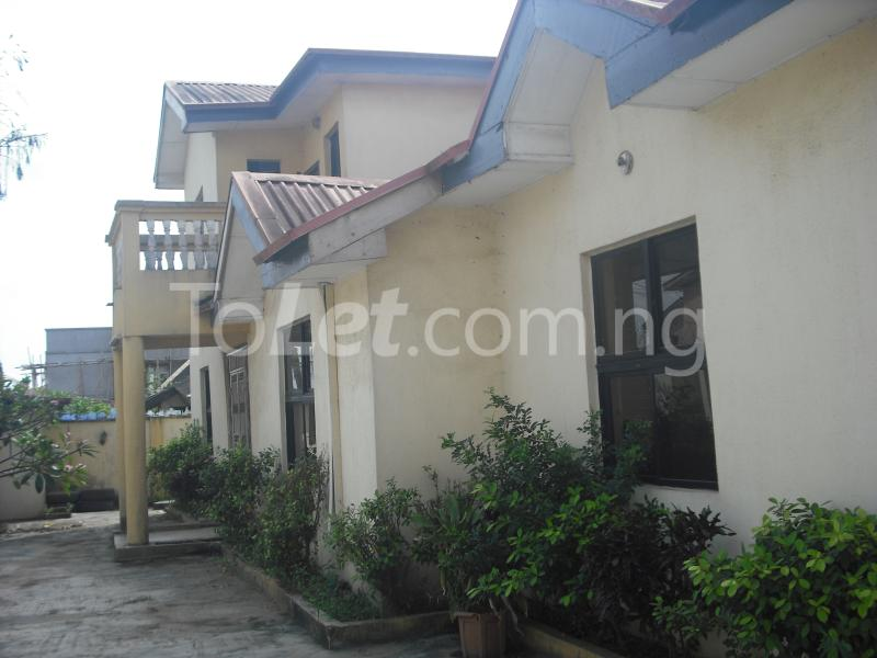 5 bedroom House for rent Philip Majekodunmi Estate,off Pupopsola  Street,New Oko Oba Area Abule Egba Lagos Abule Egba Abule Egba Lagos - 0