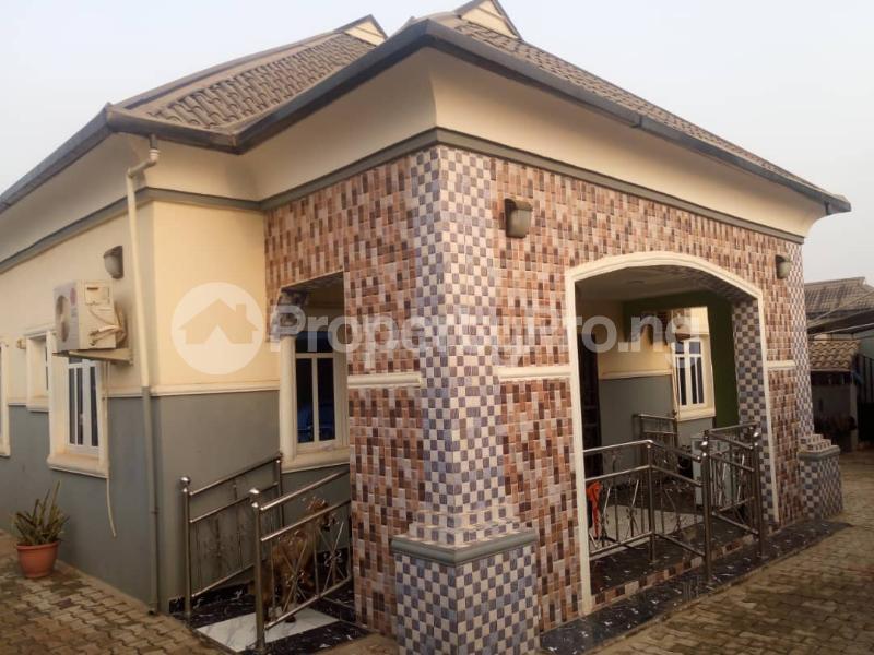 Detached Bungalow House for sale  Peace Land Estate Giwa In Iju Ishaga  Iju Lagos - 0