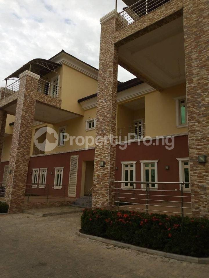 5 bedroom Terraced Duplex House for sale katampe extension Katampe Ext Abuja - 8