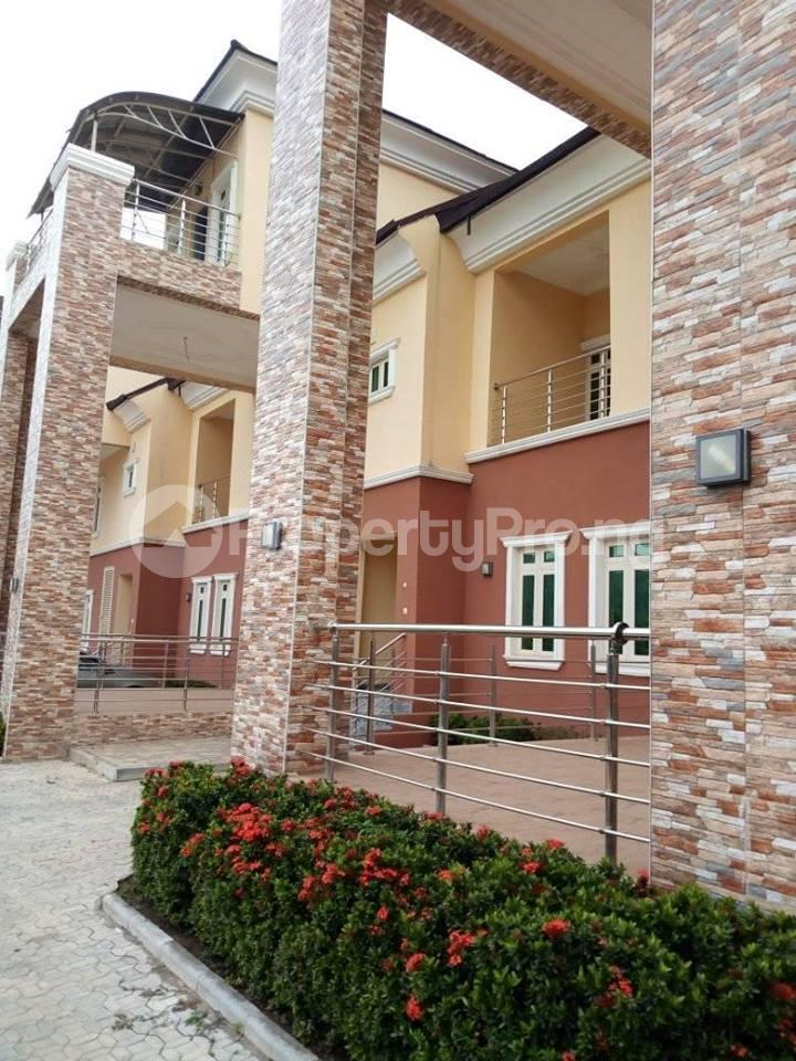 5 bedroom Terraced Duplex House for sale katampe extension Katampe Ext Abuja - 3