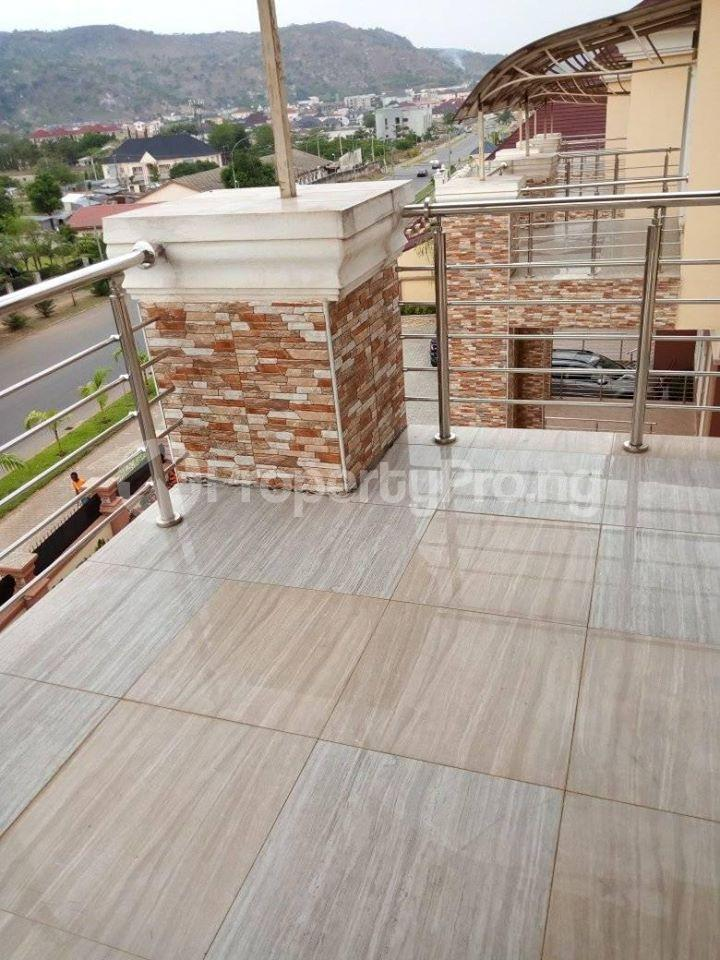 5 bedroom Terraced Duplex House for sale katampe extension Katampe Ext Abuja - 0