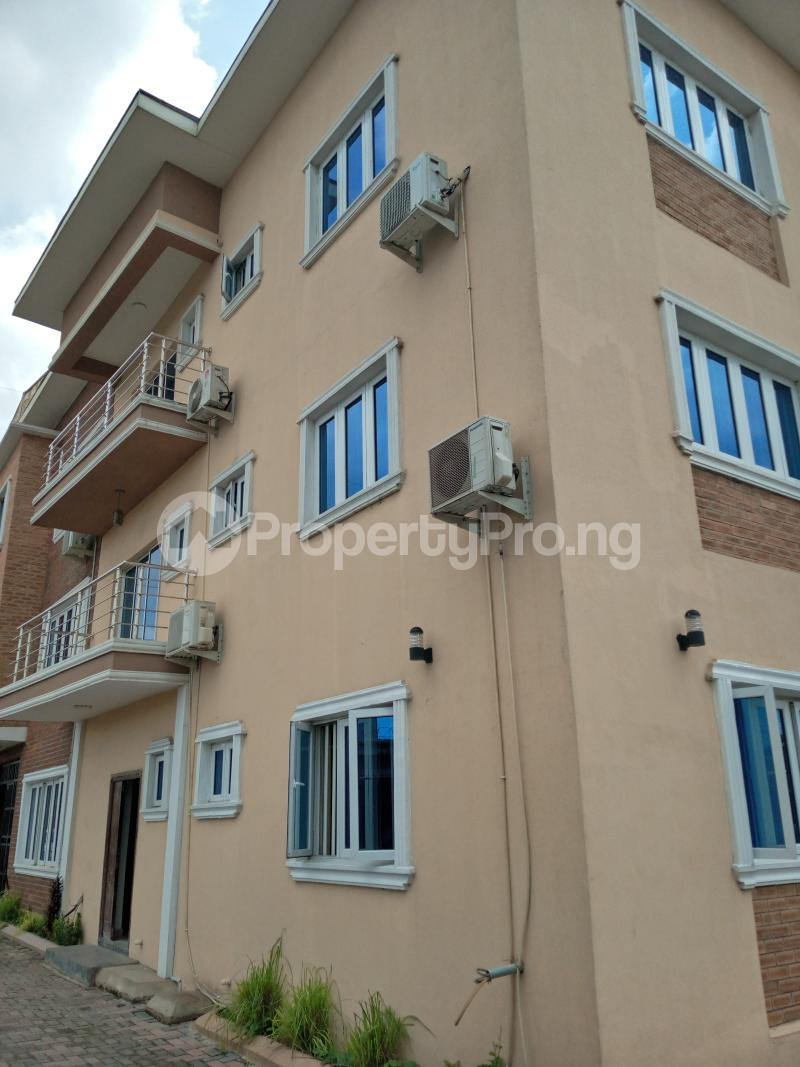 4 bedroom Blocks of Flats House for sale Talabi street off surulere industrial road Ogba Adeniyi jones Ogba Industrial Ogba Lagos - 0