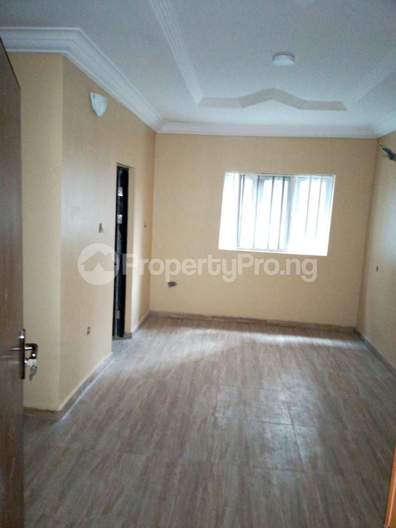 4 bedroom Blocks of Flats House for sale Talabi street off surulere industrial road Ogba Adeniyi jones Ogba Industrial Ogba Lagos - 3