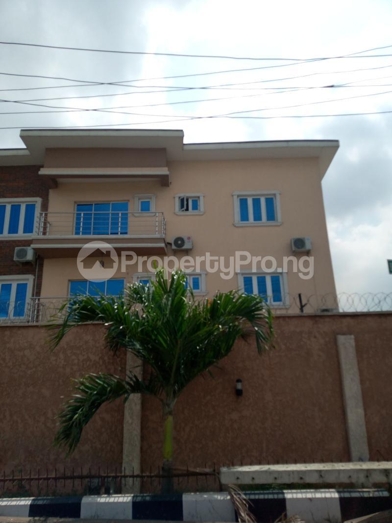 4 bedroom Blocks of Flats House for sale Talabi street off surulere industrial road Ogba Adeniyi jones Ogba Industrial Ogba Lagos - 12