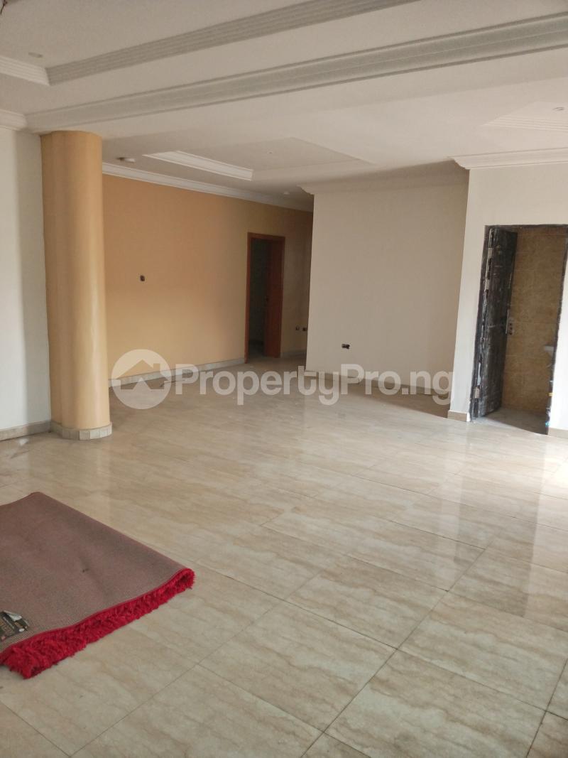 4 bedroom Blocks of Flats House for sale Talabi street off surulere industrial road Ogba Adeniyi jones Ogba Industrial Ogba Lagos - 1