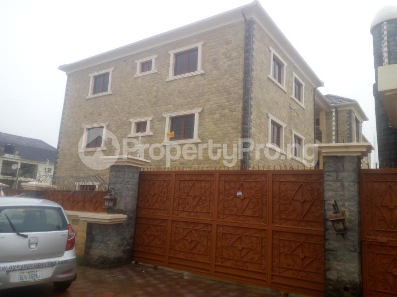 3 bedroom Blocks of Flats House for rent Games village, Abuja Galadinmawa Abuja - 0