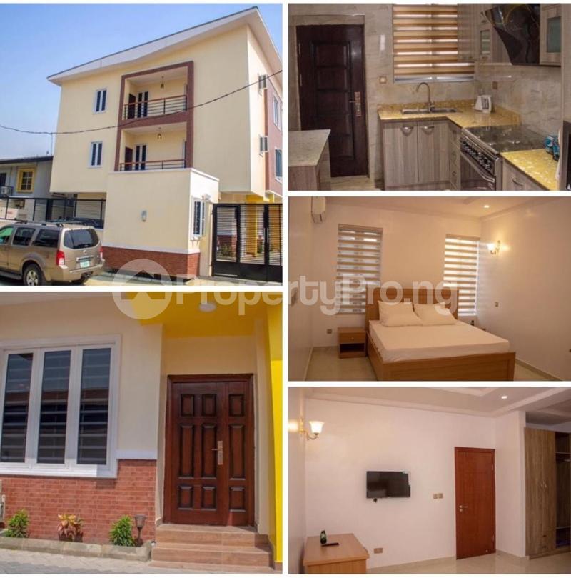 4 bedroom Terraced Duplex House for sale IKEJA Adeniyi Jones